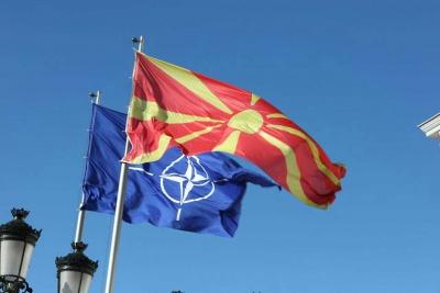 H Κροατία επικύρωσε το πρωτόκολλο ένταξης της Βόρειας Μακεδονίας στο ΝΑΤΟ
