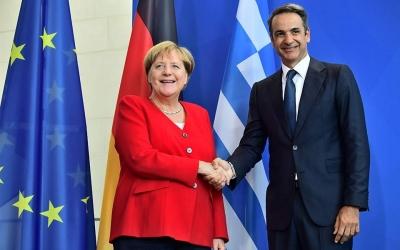 Επίσκεψη στην Αθήνα θα πραγματοποιήσει η Merkel στα τέλη Οκτωβρίου - Το μήνυμα που θα μεταφέρει για τα ελληνοτουρκικά
