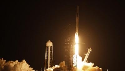 Στον Διεθνή Διαστημικό Σταθμό έφθασε ο πύραυλος της SpaceX