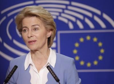 Η Leyen (Πρόεδρος Ευρ. Επιτροπής) ακύρωσε το ταξίδι στην Ελλάδα λόγω κορωνοϊού