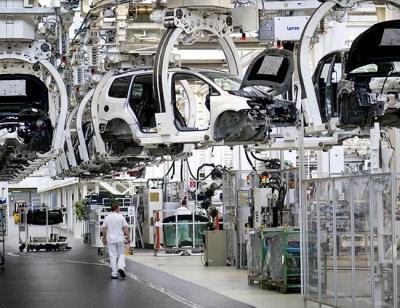 Γερμανία: Απρόσμενη πτώση 1,6% στη βιομηχανική παραγωγή τον Φεβρουάριο