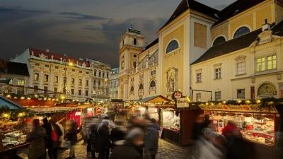 Αισιόδοξοι για το 2019 σε ποσοστό 54% δηλώνουν οι Αυστριακοί - Μειώθηκε ο φόβος για τρομοκρατία και απασχόληση