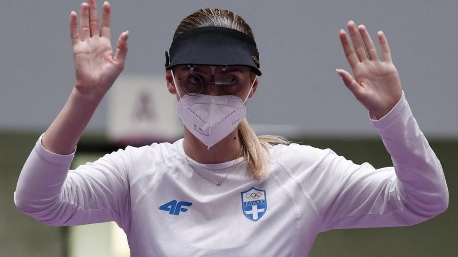 Σκοποβολή: Έκανε το πρώτο βήμα για τον τελικό η Άννα Κορακάκη (video)