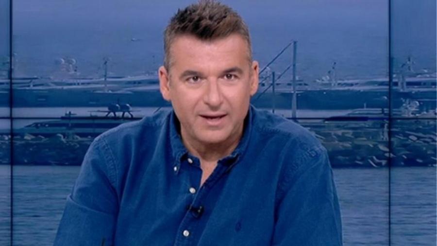 ΕΣΡ: «Βαριά καμπάνα» για τον Λιάγκα - «Κόβεται» η εκπομπή του για 5 μέρες και πρόστιμο 150 χιλ. ευρώ