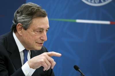 Ιταλία: Δημοσιονομικός εκτροχιασμός με υψηλό 100 ετών στο χρέος, στο 160% του ΑΕΠ το 2021