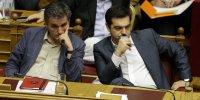 Με την πλάτη στον τοίχο η κυβέρνηση - «Άφαντη» η λύση για το χρέος στο Eurogroup της 15ης Ιουνίου 2017
