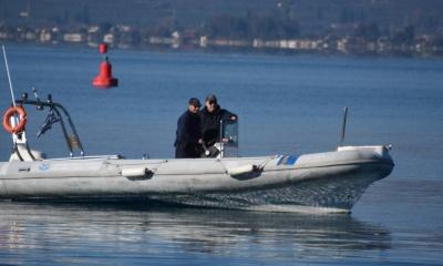 Τρεις νεκροί, ανάμεσα τους 2 παιδιά, σε ναυάγιο με μετανάστες ανοιχτά της Σάμου