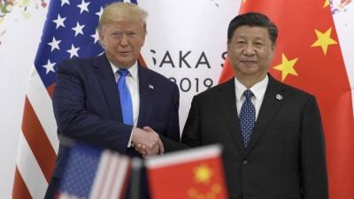 Τα... θερμά λόγια Trump για Xi: Είμαστε σε στενή συνεργασία με την Κίνα για να βοηθήσουμε στη μάχη κατά του κορωνοϊού