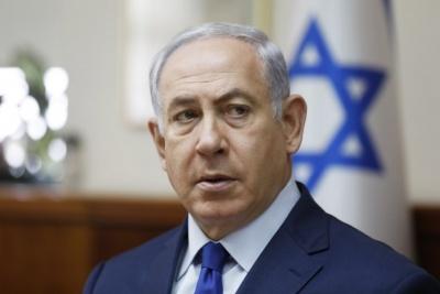 Netanyahu (Ισραήλ): Θα εμποδίσουμε το Ιράν να αποκτήσει πυρηνικά όπλα
