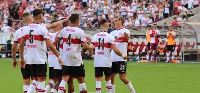 Bundesliga (1η αγωνιστική): «Πεντάρα» η Στουτγκάρδη με τον Μαυροπάνο βασικό - σπουδαίο διπλό της Χόφενχαϊμ (video)