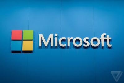 Microsoft: Μια ανάσα από τα 2 τρισεκ. δολ. η κεφαλαιοποίησή της