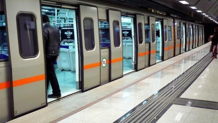 Μετρό Αθήνας: Με πλάτη από το ΕΣΠΑ ηλεκτρονικό εισιτήριο και στη γραμμή 3 προς Πειραιά