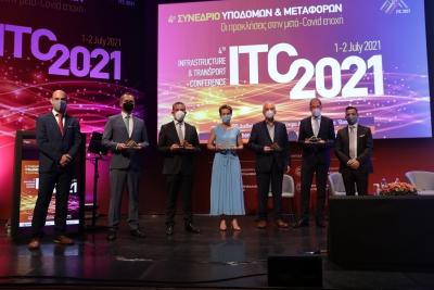 ΑΔΜΗΕ: Η διασύνδεση Κρήτης - Πελοποννήσου βραβεύεται ως «Έργο της Χρονιάς 2020»