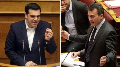 Κόντρα Τσίπρα - Βρούτση για τον κατώτατο μισθό - «Αυθαίρετες» χαρακτήρισε τις προτάσεις ΣΥΡΙΖΑ ο υπ. Εργασίας