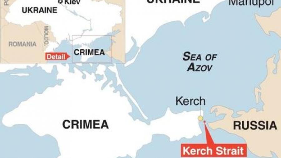 «Ψυχρός πόλεμος» στην Ουκρανία - Τι φοβούνται οι ΗΠΑ σε Μαύρη Θάλασσα και Στενά