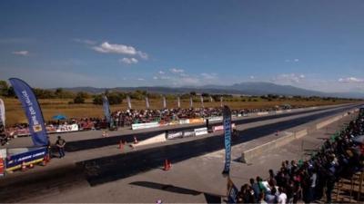 Τραγωδία στο Αγρίνιο - Νεκρός οδηγός σε αγώνα Dragster - Το βίντεο με το τρομακτικό δυστύχημα