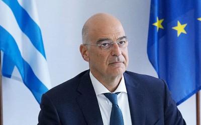 Δένδιας (ΥΠΕΞ): Όπου πρόβλημα, εκεί και η Τουρκία - Δύναμη σταθερότητας η Ελλάδα