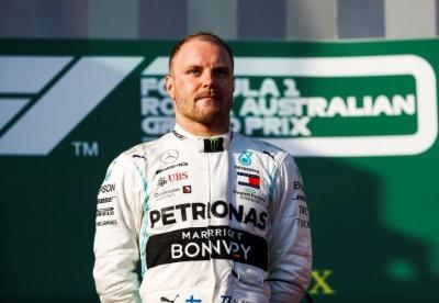 F1: Το 1-2 πέτυχε η Mercedes στο Μπακού – Ο Bottas την pole position
