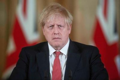 Johnson (πρωθυπουργός Μ. Βρετανίας): Πιθανότατα πέρασε το δυσκολότερο κομμάτι της επιδημίας covid