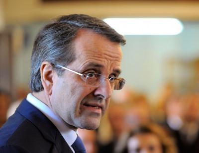 Στη Θεσσαλονίκη ψήφισε ο Κώστας Καραμανλής – Στην Πύλο άσκησε το εκλογικό του δικαίωμα ο Σαμαράς