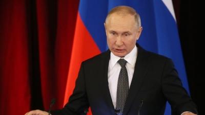 Putin: Να μην παραβιαστούν οι «κόκκινες γραμμές» της Ρωσίας, θα υπάρξει στρατιωτική απάντηση