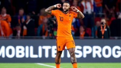 Ολλανδία – Τουρκία 4-0: Χατ τρικ ο Ντεπάι! (video)