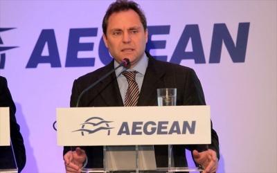 Βασιλάκης: Η Aegean θα επεκταθεί σε νέους προορισμούς