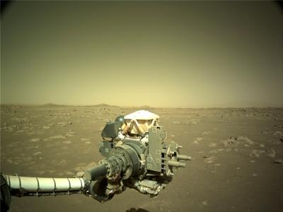 Αποστολή στον Άρη - Νέες φωτογραφίες από το Perseverance