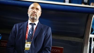 Φαν' τ Σχιπ για το μέλλον του στην Εθνική: «Πολύ πιο σημαντικό το ματς κόντρα στη Σουηδία από το τι θα γίνει με εμένα»