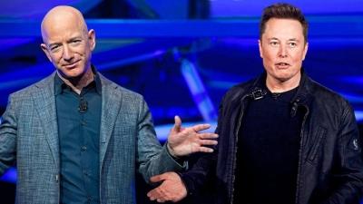 Ο Jeff Bezos (Amazon) εκθρόνισε τον Elon Musk (Tesla) - Έγινε ξανά ο πλουσιότερος άνθρωπος στον κόσμο