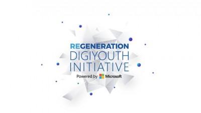 Microsoft και ReGeneration καλούν τους νέους στα «ψηφιακά θρανία»