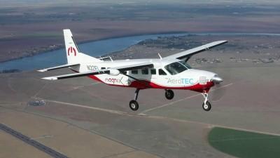 Το μεγαλύτερο ηλεκτρικό αεροπλάνο ολοκλήρωσε την πρώτη του πτήση