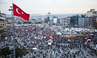 Στη Δικαιοσύνη κατά του Erdogan o Δήμος Κωνσταντινούπολης για το πάρκο Gezi