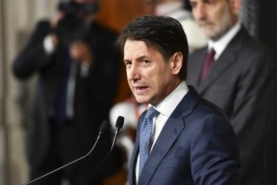 Conte: Προσπάθησα μέχρι τελευταία στιγμή να κρατήσω τον Renzi στην κυβέρνηση