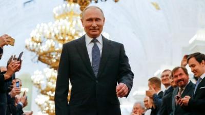 Putin για τις απελάσεις των Ρώσων: Σαχλαμάρες τα περί ρωσικής συνωμοσίας εις βάρος της Ελλάδας