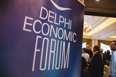 Έλληνες τραπεζίτες στο Delphi Forum: «Δώρο» το Ταμείο Ανάκαμψης - Ισχυρή ανάπτυξη τα επόμενα τρίμηνα