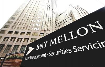 Bank of New York Mellon: Πτώση σε κέρδη και έσοδα στο α΄τρίμηνο 2021