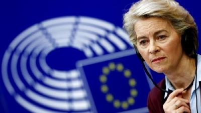 Von der Leyen: Ποτέ δεν θα γίνει αποδεκτή λύση δύο κρατών στην Κύπρο