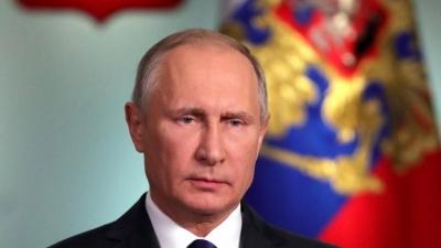 Putin: Το «ανάκτορο» που παρουσίασε ο Navalny δεν ανήκει σε μένα, ούτε στους συγγενείς μου