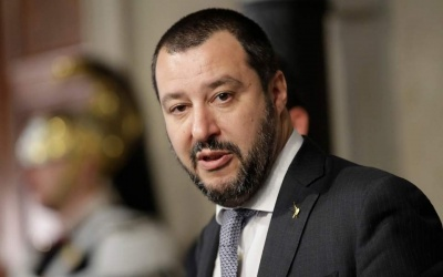 Ιταλία: Πιέσεις σε Salvini να παραιτηθεί μετά τις αποκαλύψεις Conte για το σκάνδαλο της ρωσικής χρηματοδότησης
