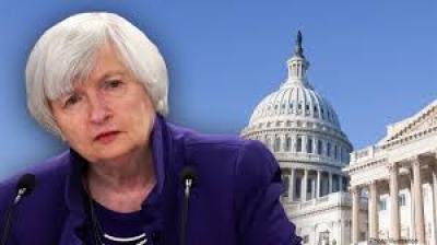 Yellen (YΠΟΙΚ ΗΠΑ): Νέα έκκληση για αναστολή του ανώτατου ορίου χρέους – Κίνδυνος στάσης πληρωμών τον Οκτώβριο