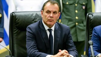 Παναγιωτόπουλος: Οι Ένοπλες Δυνάμεις αντιμετωπίζουν κάθε απειλή των εθνικών συμφερόντων