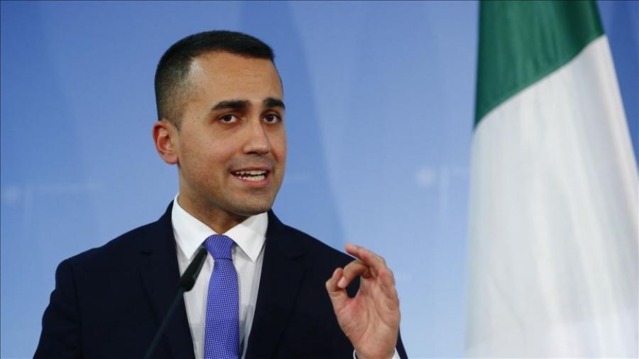Di Maio (ΥΠΕΞ Ιταλίας): Νομικές ενέργειες εναντίον Pfizer – AstraZenenca για τα εμβόλια