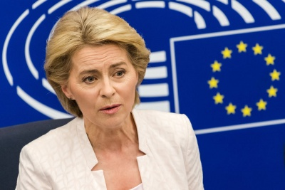 Ursula von der Leyen  (Κομισιόν): Η μεταβατική περίοδος του Brexit μπορεί να μην ολοκληρωθεί έως τα τέλη του 2020