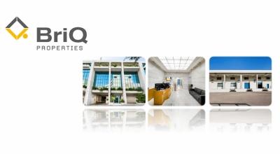 Η Λέων Δεπόλας ειδικός διαπραγματευτής των μετοχών της  BriQ Properties