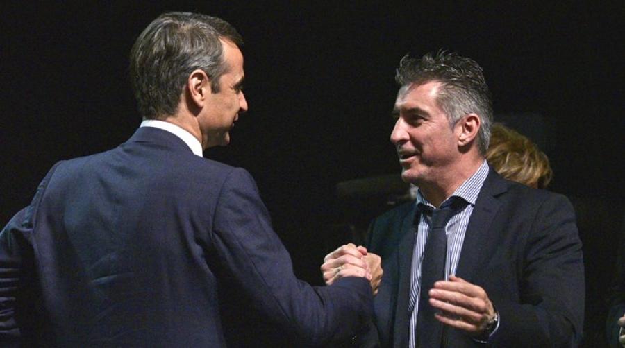 Επιστρέφει στην ΚΟ της ΝΔ στο Ευρωκοινοβούλιο ο Θ. Ζαγοράκης - Διεκδικεί την ηγεσία της ΕΠΟ