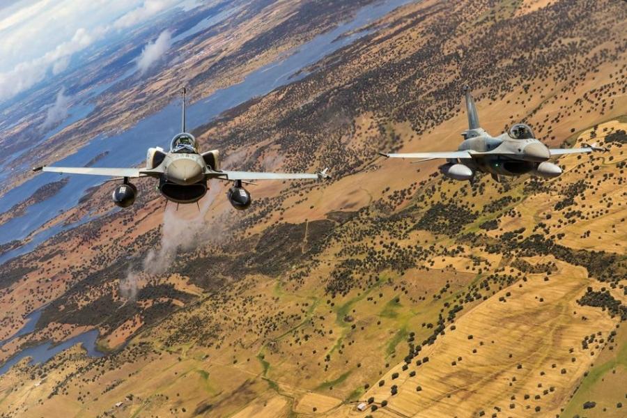 Συμμετοχή ελληνικών μαχητικών F 16 στην άσκηση «NATO Tiger Meet 2021»