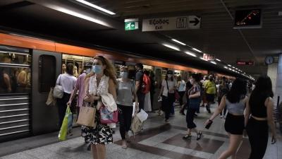 Ταλαιπωρία του επιβατικού κοινού - Στάσεις εργασίας σε μετρό και λεωφορεία