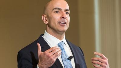 Kashkari (Fed): Θετικό γεγονός η αύξηση των αποδόσεων στα ομόλογα, η νομισματική πολιτική αποδίδει