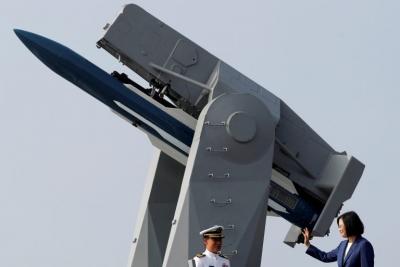 ΗΠΑ: Ανησυχία για την κινεζική επίδειξη ισχύος έναντι της Ταϊβάν -  Ρεκόρ παραβιάσεων του εναέριου χώρου από 77 μαχητικά σε 24 ώρες